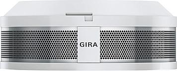 Gira Rookmelder Dual Q Rookmelder z.wit