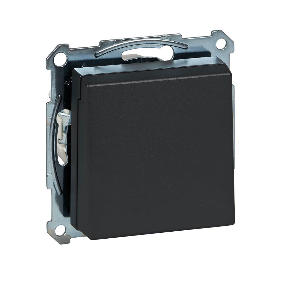 Schneider Electric Merten 237614 MER INB.WCDS M/KLAPDEKS.ANTR