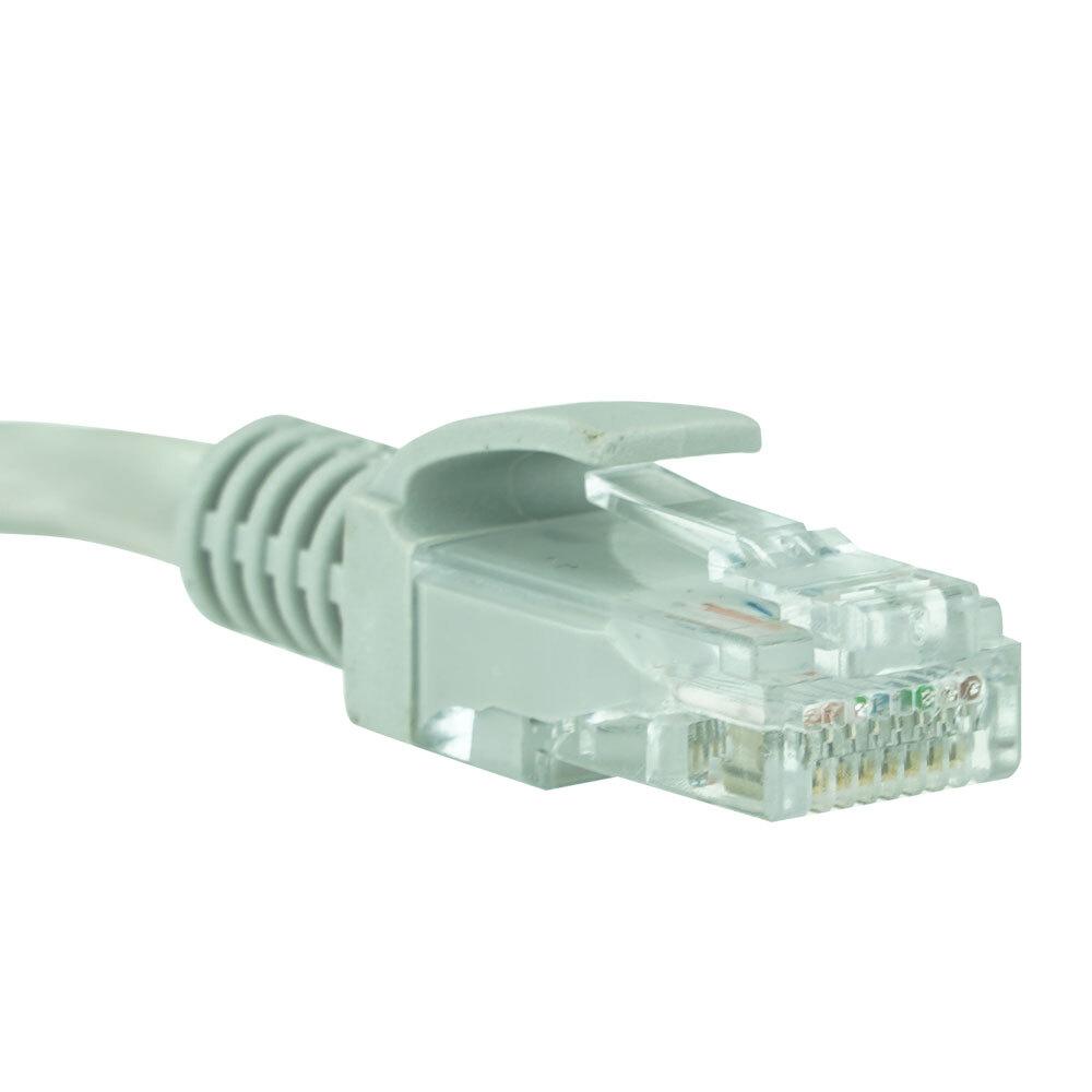 EM Electronics CAT 5e netwerkkabel 1 meter grijs