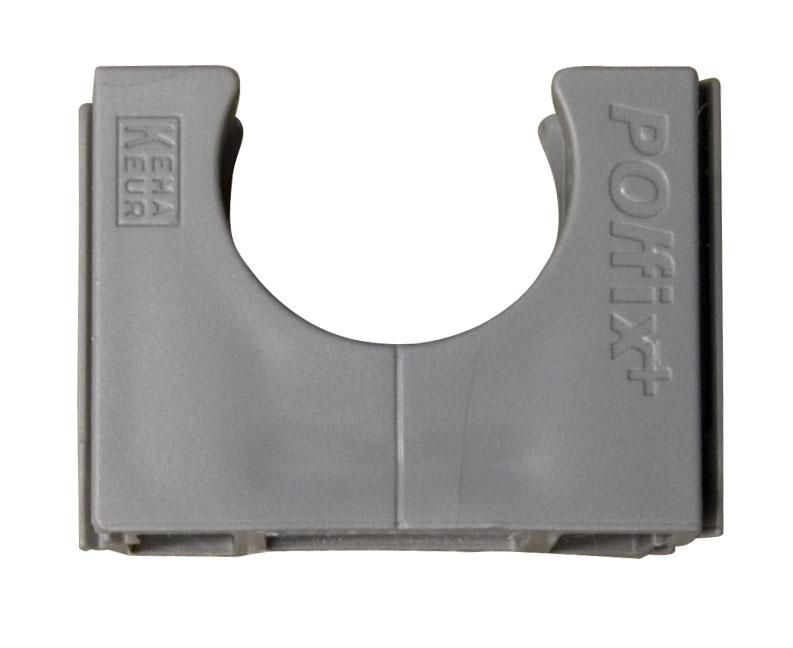 PIPELIFE Polflix klemblok 25mm grijs per 75 (1196900849)