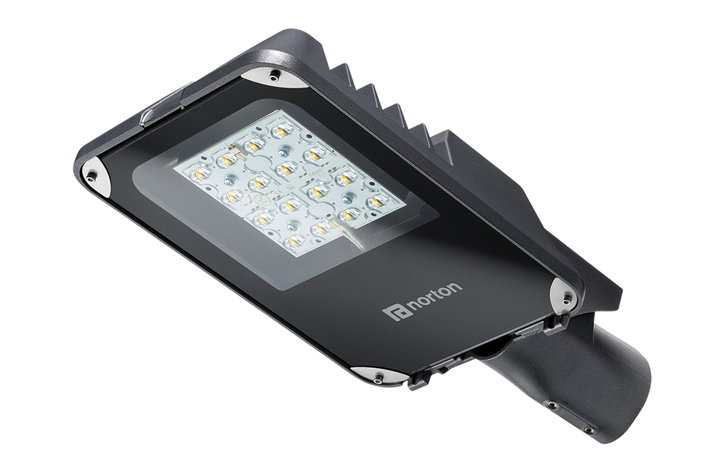 NORTON KFA led 84 2000 lumen - antraciet