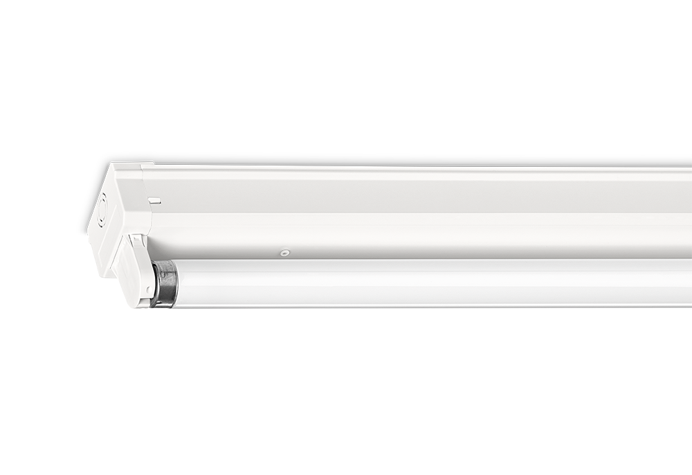 Norton armaturen montagebalk leeg voor led tl, 1x 600mm