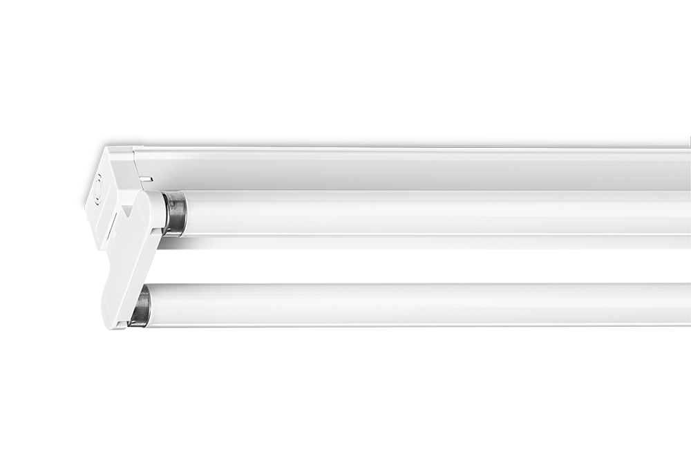 Norton armaturen montagebalk leeg voor led tl 2x 1200mm