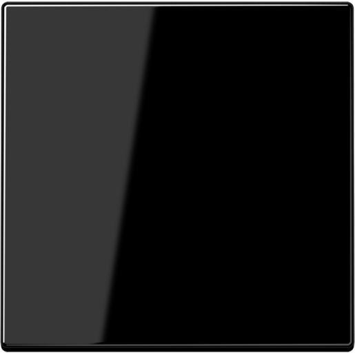 JUNG LS990 stuurafdekking standaard - zwart (LS 1700 SW)