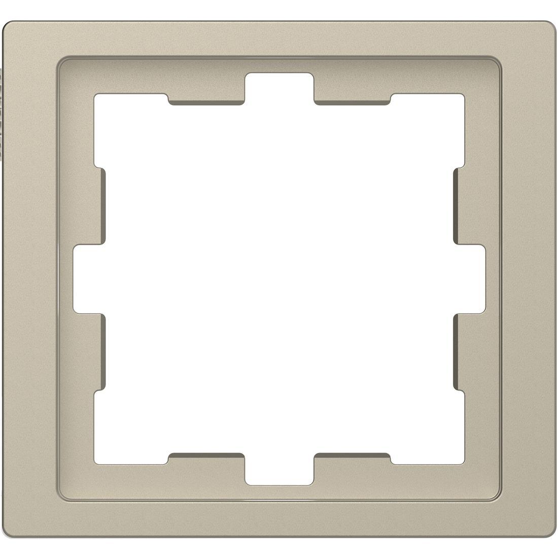 Schneider-Merten D Life afdekraam 1-voudig - sahara (MTN4010-6533)