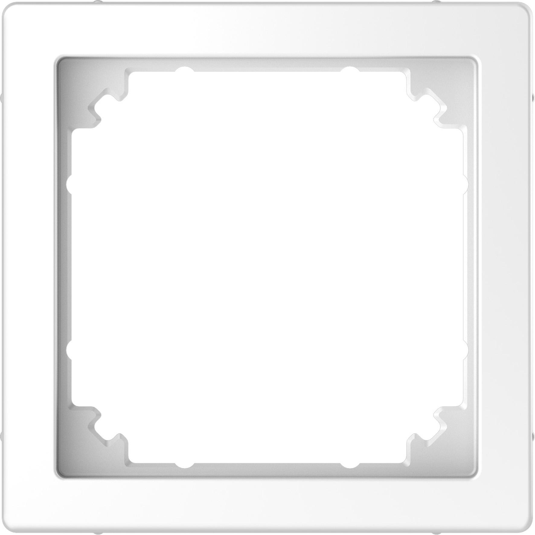 Schneider-Merten D Life adapter voor systeem M - lotuswit (MTN4080-6035)