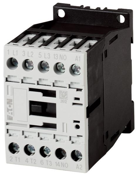 Eaton magneetschakelaar 24V 7A 1 maak en 0 verbreek DILM7-10 (276537)