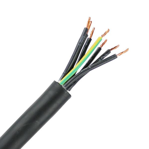 Neopreen kabel H07RNF 7x2,5 per meter