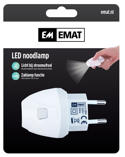 EMAT LED noodlamp