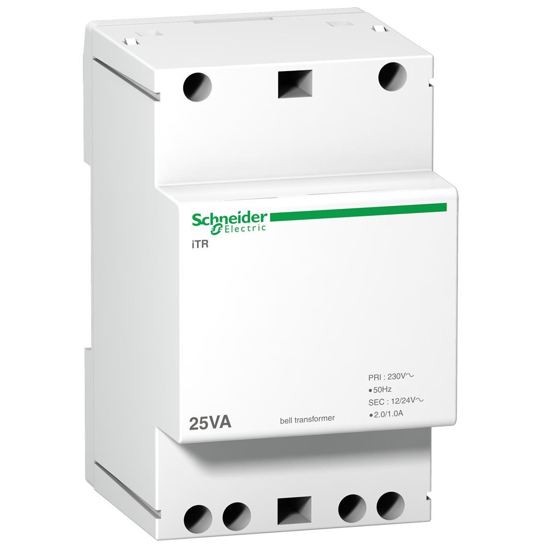 Schneider Electric beltrafo 12-24V 25VA (A9A15215)