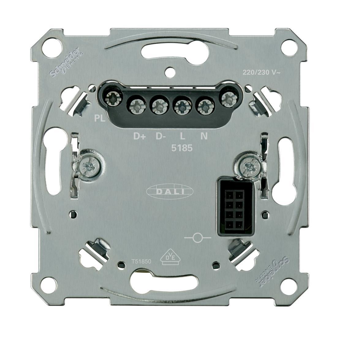 Schneider Electric Merten MTN5185-0000 MER DALI TAST DIMMER