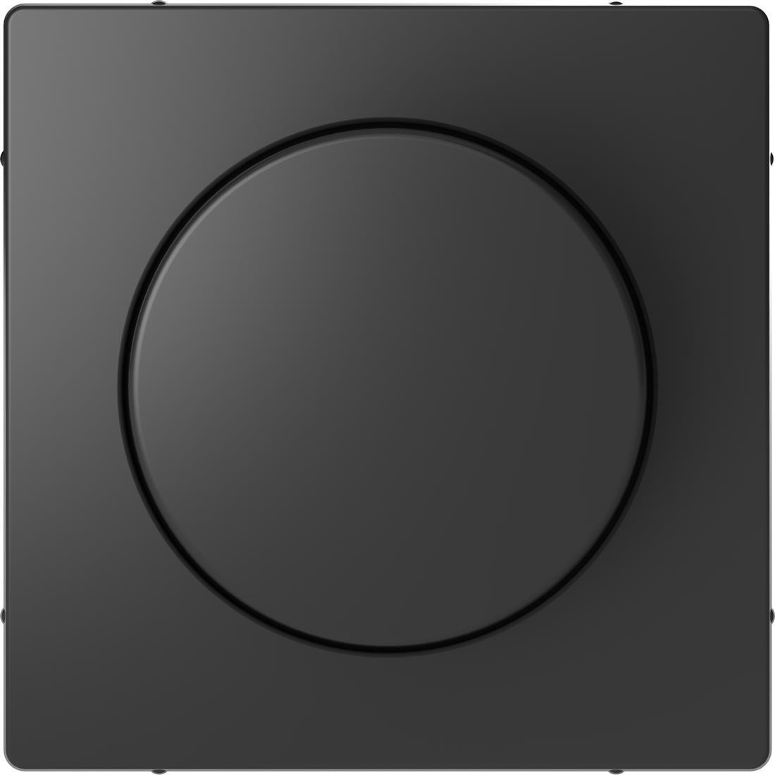 Schneider-Merten D Life centraalplaat met draaiknop - antraciet (MTN5250-6034)
