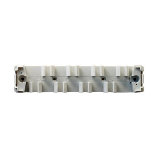 ABB HAF buisklem haf zadel 8-voudig 16/19mm, stapelbaar (1SPF006939F0205)