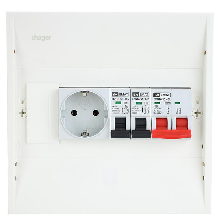 EMAT PV-VERDELER HFD/2GR/WCD