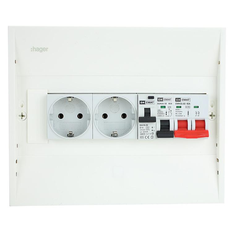 EMAT PV-VERDELER HFD/GR/ALA/2WCD