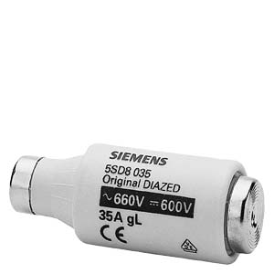 Siemens AG DIII zekering 35A 690V gL/gG (5SD8035)