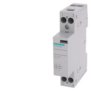 Siemens AG 5TT50000 SIE INSTA CONTACTOR 2NO ACDC23