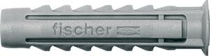 Fischer SX 12 PLUGGEN SX12X 60MM FISCHER per 25