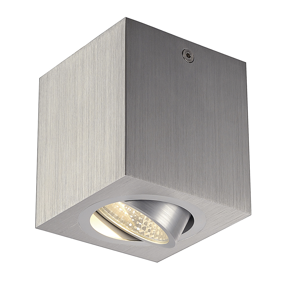 SLV 113946 SLV TRILEDO SQUARE CL ALU LED