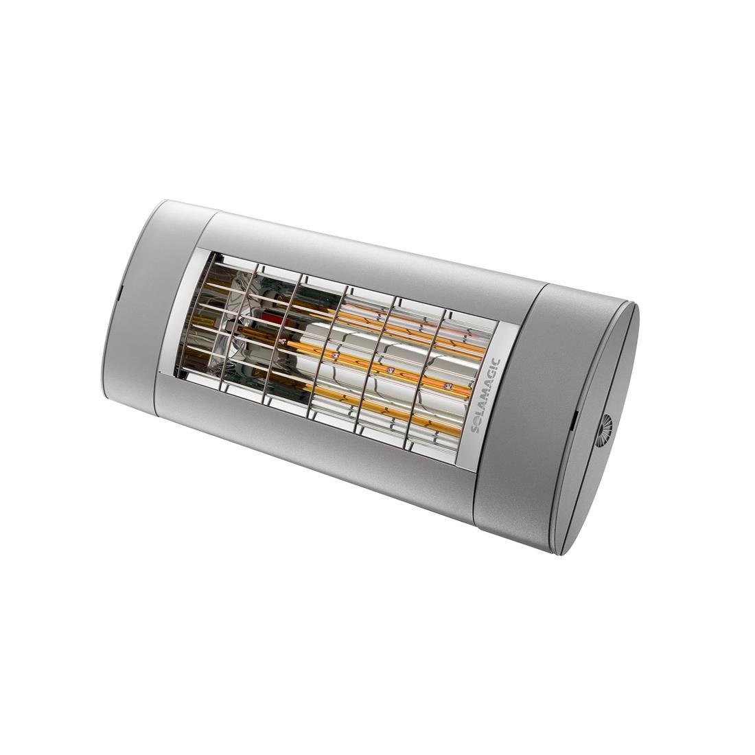 SOLAMAGIC premium infraroodstraler SM-S1-PLUS 2000 titanium