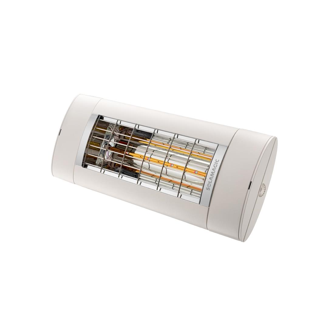 SOLAMAGIC premium infraroodstraler SM-S1-PLUS 2000W wit