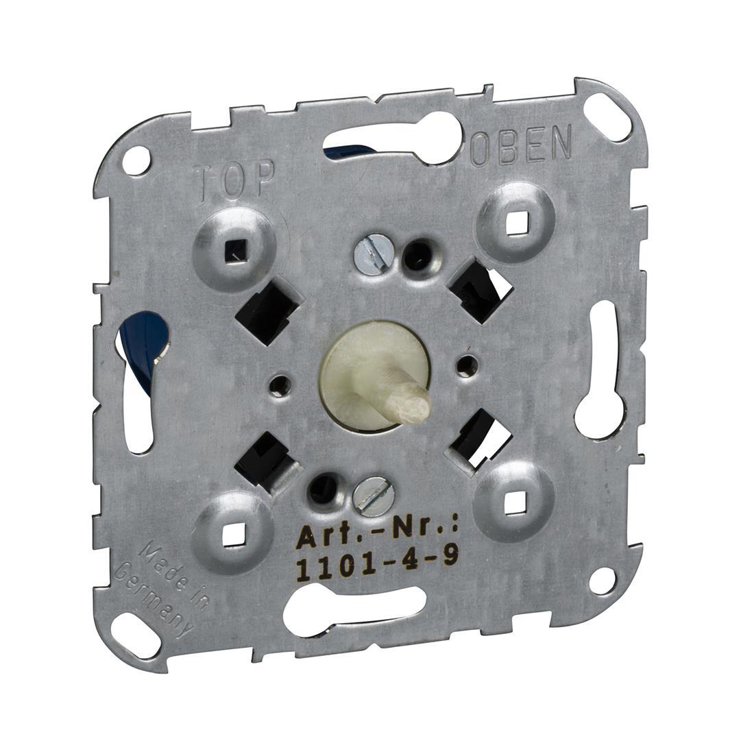 Schneider Electric Merten 317400 MER SOKKEL 3-STANDENSCH