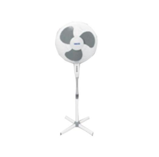 Statief ventilator, 40 cm, 3 standen hoogte verstelbaar 100-125 cm