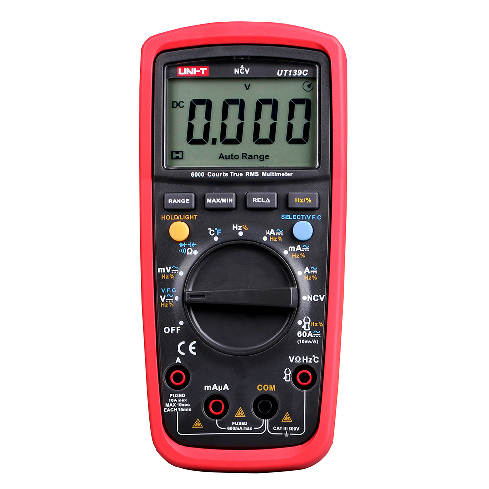 UNI-T Multimeter UT139C