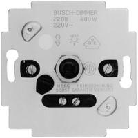 Busch-Jaeger dimmer inbouw 60-400W - Reflex SI (2200 U-503)
