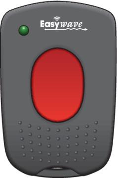 Niko Rf - Draadloze handzender 1 kanaals Zwart 05-311