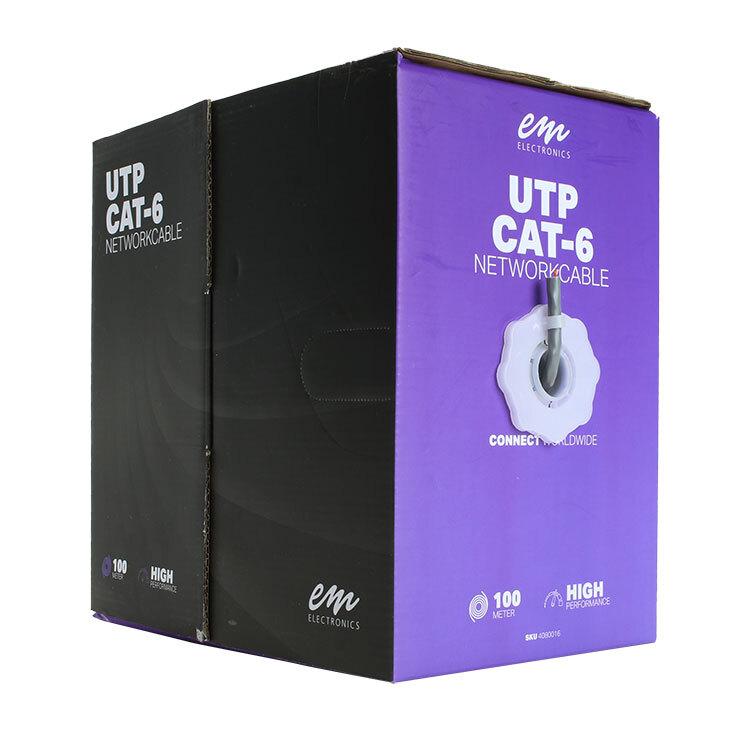 UTP CAT6 kabel rol van 100 meter