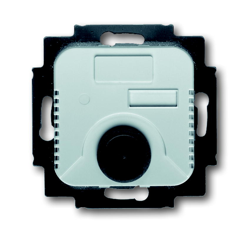 Busch-Jaeger kamerthermostaat voor vloerverwarming inbouw 250V 16A (1095 UF)
