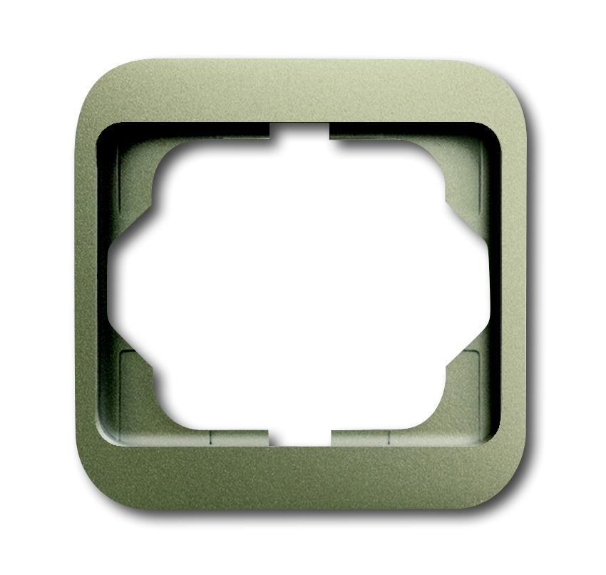 ABB Busch-Jaeger 1721-260 BJ AFDEKRAAM 1V A-PALLADIUM
