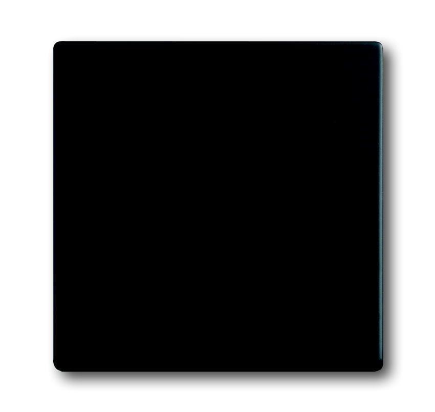 ABB Busch-Jaeger bedieningswip aan/uit voor inbouwwisselschakelaar, kruisschakelaar - future linear zwart mat (1786-885)