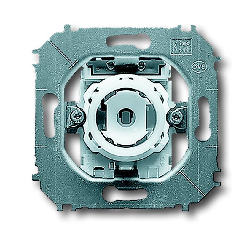 Busch-Jaeger impulsdrukker inbouw 10A 250V - impuls (2021/6 U)
