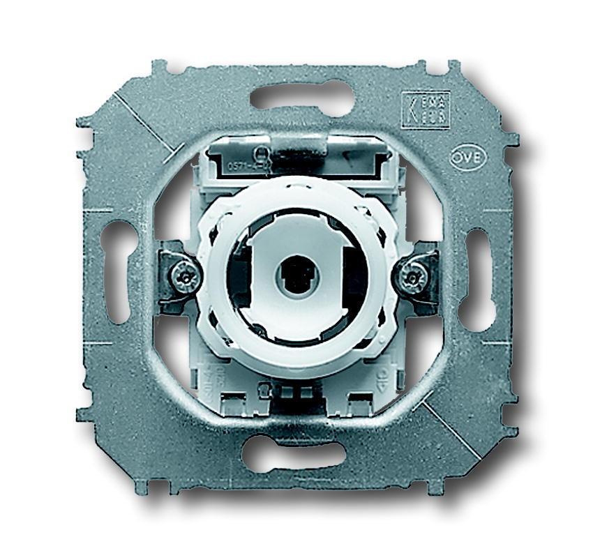 Busch-Jaeger impulsdrukkersokkel met drukknop inbouw - impuls (2021/6 UK)