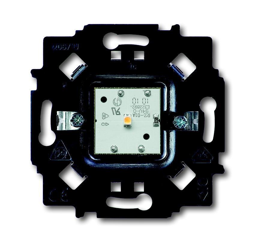 Busch-Jaeger icelight led-inbouwsokkel nachtlicht - warm wit (2067/13 U)