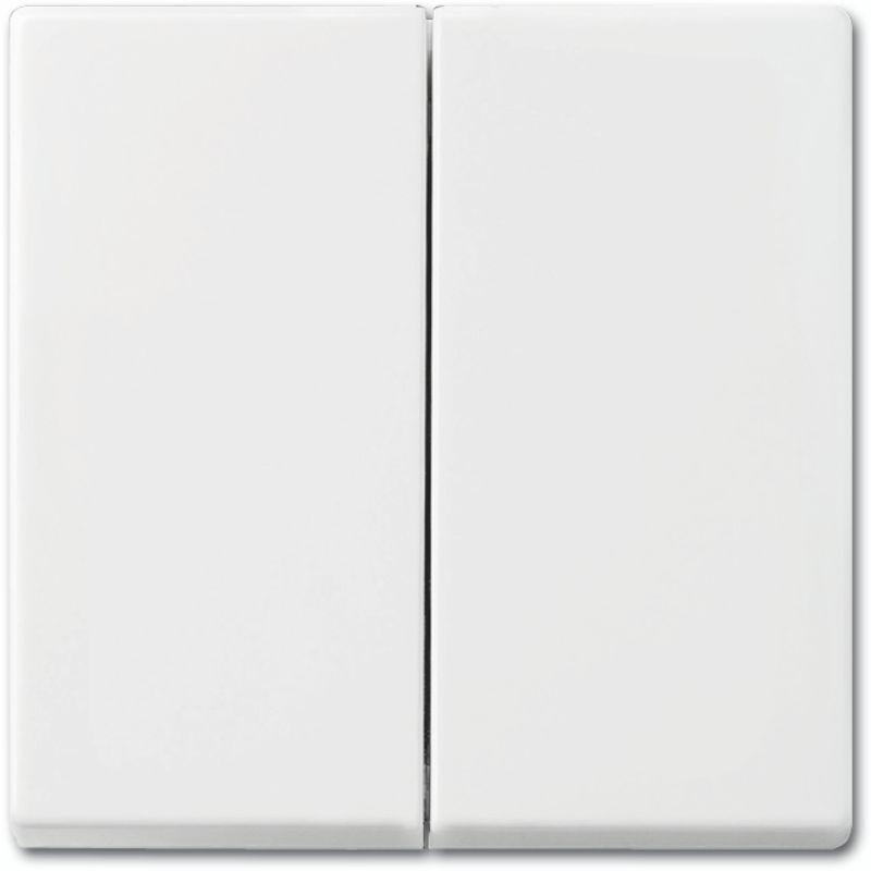 ABB Busch-Jaeger tweedelige wip voor serieschakelaar - Busch-balance SI zuiver wit (2505-914)