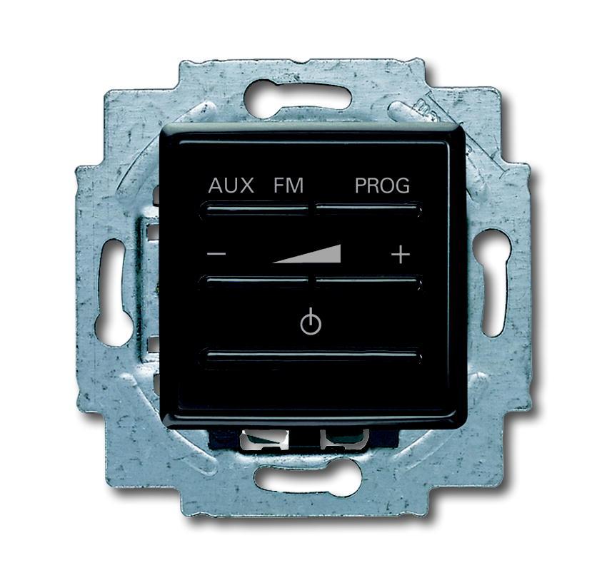 Busch-Jaeger sokkel audio versterker inbouw (8211 U)