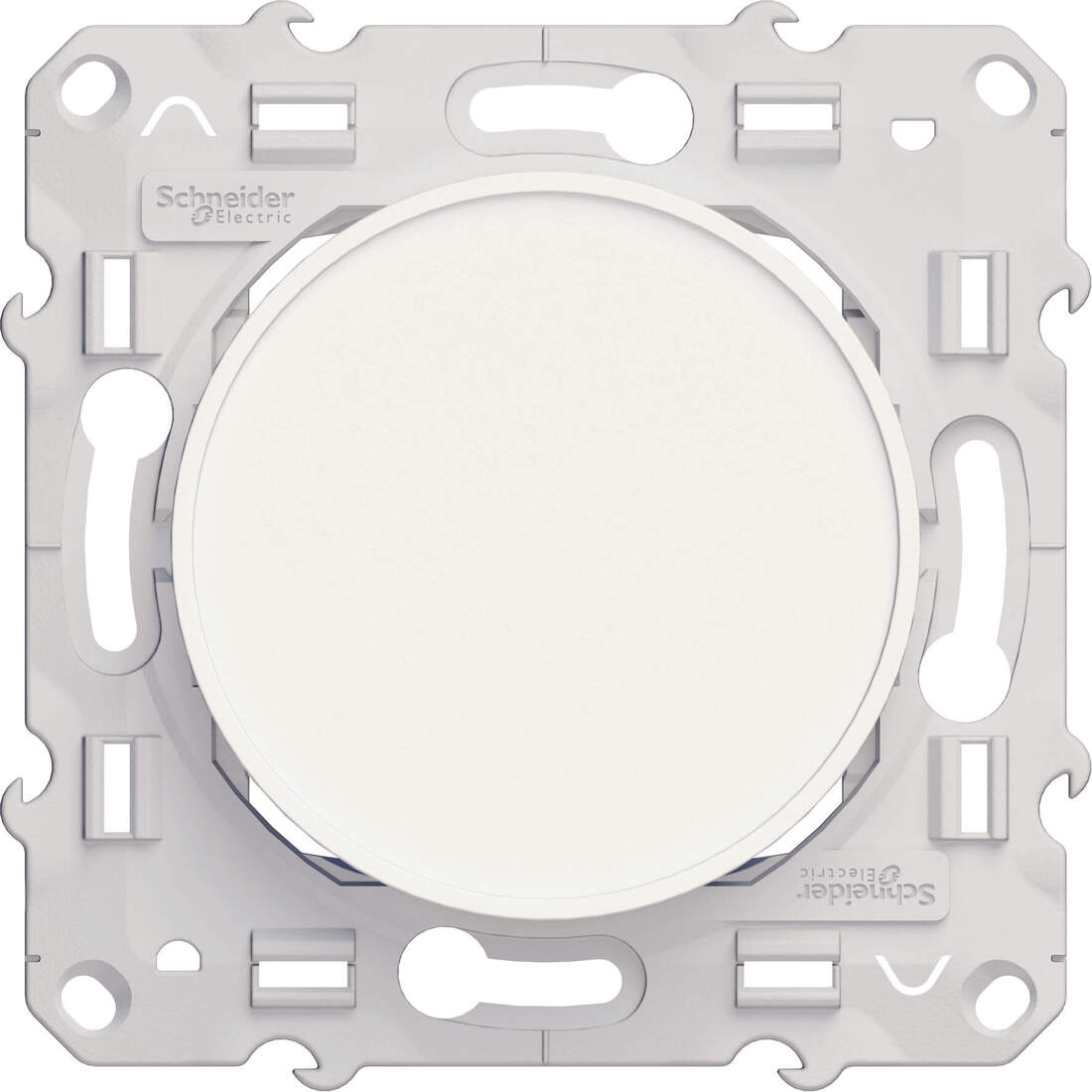 Schneider Electric Odace blindplaat - wit (S520666)