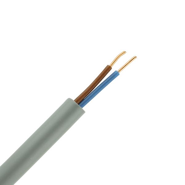 XMvK kabel 2X2,5 per rol 100 meter