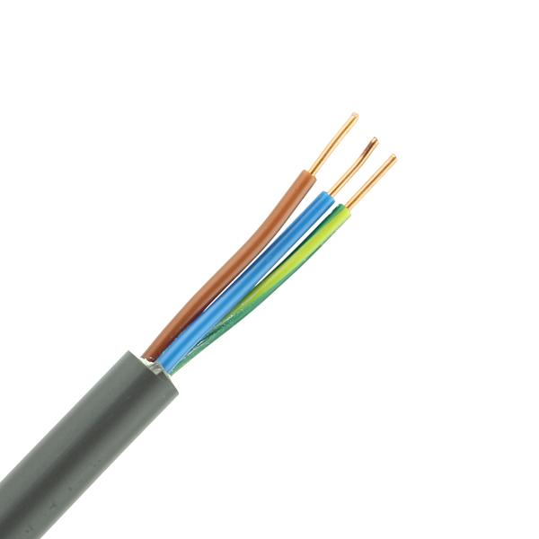 XMvK kabel 3X1,5 per rol 100 meter