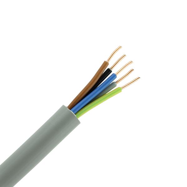 XMvK kabel 5X1,5 per rol 100 meter