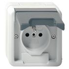 Waterdicht opbouw stopcontact