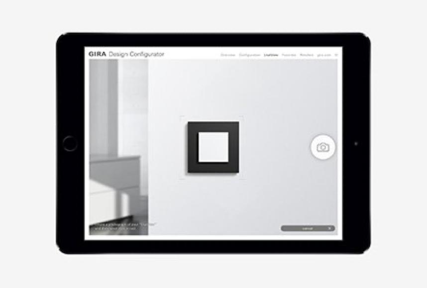 Gira designconfigurator