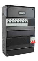 Een aardlekautomaten groepenkast past perfect in de meterkast