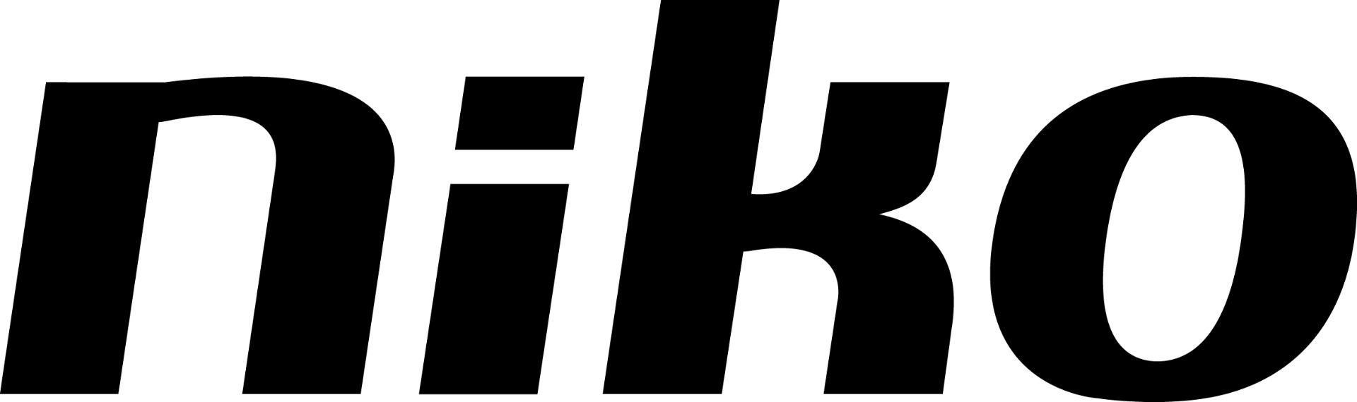 Logo Niko schakelmateriaal