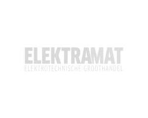 Newlec kabelclip met opschuifbare afwerking 8-12/15-19/16 mm per 100 stuks